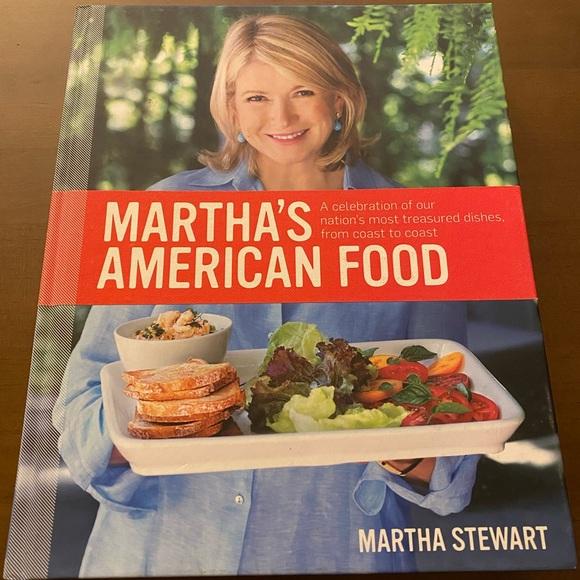Martha's American Food Cookbook